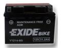 Batterie quad EXIDE YTZ14-BS / 12v 11.2ah
