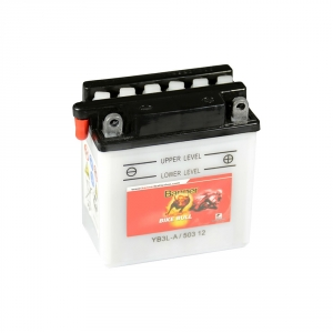 Batterie moto BANNER YB3L-A / 12v 3ah