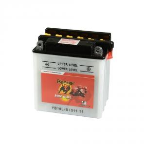 Batterie moto BANNER YB10L-B / 12v 11ah