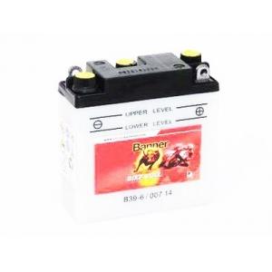Batterie scooter BANNER B39-6 / 6v 7ah