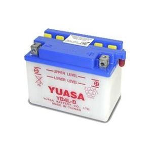 Batterie scooter YUASA  YB4L-B / 12v  4ah