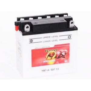 Batterie scooter BANNER YB7-A / 12v 8ah