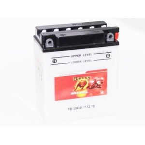 Batterie scooter BANNER YB12A-B / 12v 12ah