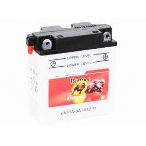 Batterie quad BANNER 6N11A-3A / 6v 11ah