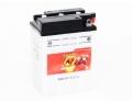 Batterie quad BANNER B38-6A / 6v 14ah