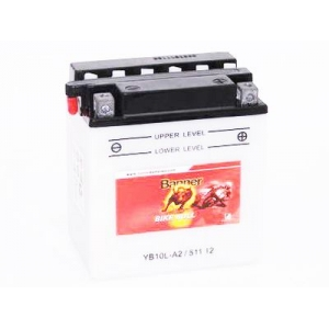Batterie quad BANNER YB10L-A2 / 12v 11ah