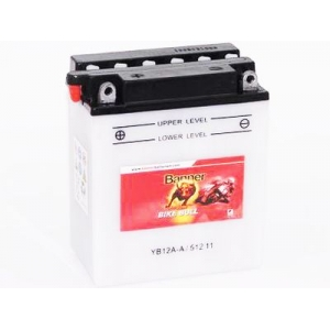 Batterie quad BANNER YB12A-A / 12v 12ah