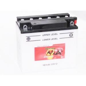 Batterie quad BANNER YB16-B / 12v 19ah