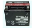 Batterie scooter YUASA   YTX12-BS / 12v  10ah