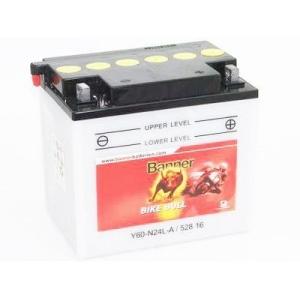 Batterie quad BANNER Y60-N24L-A / 12v 28ah