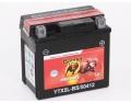 Batterie quad BANNER YTX5L-BS / 12v 4ah