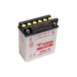 Batterie scooter YUASA  YB5L-B / 12v  5ah
