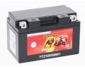 Batterie quad BANNER YTZ10S / 12v 9ah