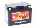 Batterie quad BANNER YTZ14S / 12v 11ah