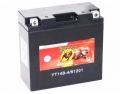 Batterie quad BANNER YT14B-4 / 12v 12ah