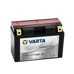 Batterie moto VARTA YT9B-BS / 12v 9ah