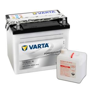 Batterie moto VARTA 12N24-4 / 12v 24ah