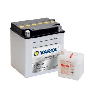 Batterie moto VARTA YB30L-B / 12v 30ah