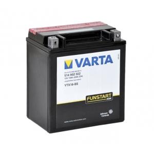 Batterie scooter VARTA YTX16-BS / 12v 14ah
