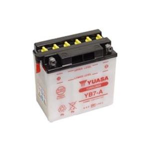 Batterie scooter YUASA YB7-A / 12v  8ah