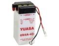 Batterie scooter YUASA   6N4A-4D / 6v  4ah