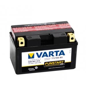 Batterie quad VARTA YTZ10S-BS / 12v 8ah