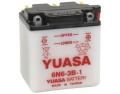 Batterie scooter YUASA   6N6-1D-2 / 6v  6ah