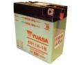 Batterie scooter YUASA   6N11A-1B / 6v  11ah