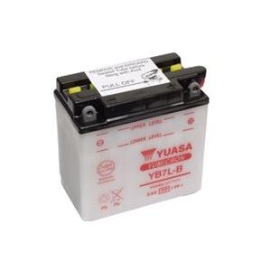 Batterie scooter YUASA   YB7L-B / 12v  7ah