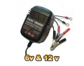 Chargeur batterie 6v/12v XL900 0.9A