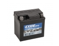Batterie moto EXIDE AGM12-5 12V 4ah 70A