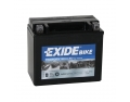 Batterie moto EXIDE AGM12-10 12V 10ah 180A