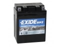 Batterie moto EXIDE AGM12-14 12V 12ah 200A