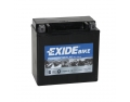 Batterie moto EXIDE AGM12-12 12V 12ah 200A