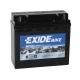 Batterie moto EXIDE AGM12-18 12V 18ah 190A