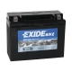Batterie moto EXIDE AGM12-23 12V 21ah 350A