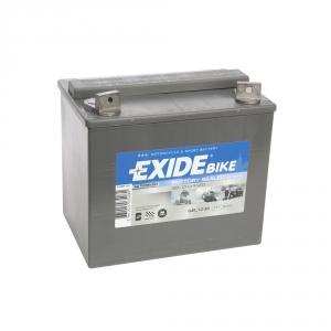 Batterie moto EXIDE GEL12-30 / 12v 30ah 180A