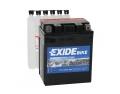 Batterie moto EXIDE YTX14AHL-BS / 12v 12ah