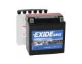 Batterie moto EXIDE YTX9C-BS / 12v 8ah