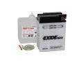 Batterie moto EXIDE B38-6A / 6v 13ah