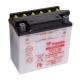 Batterie moto YUASA   YB7L-B2 / 12v 8ah