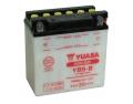 Batterie moto YUASA   YB9-B / 12v  9ah