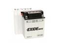 Batterie moto EXIDE YB12C-A / 12v 12ah