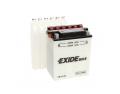 Batterie moto EXIDE YB14-A2 / 12v 14ah
