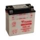Batterie moto YUASA   YB9L-A2 / 12v  9ah