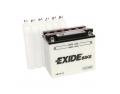 Batterie moto EXIDE YB16-B / 12v 16ah