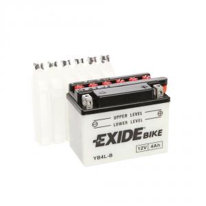 Batterie moto EXIDE YB4L-B / 12v 4ah