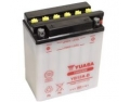 Batterie moto YUASA   YB12A-B / 12v  12ah