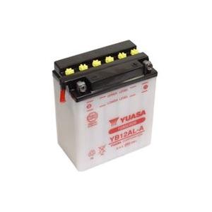 Batterie moto YUASA   YB12AL-A / 12v  12ah
