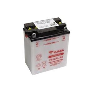 Batterie moto YUASA   YB12AL-A2 / 12v  12ah